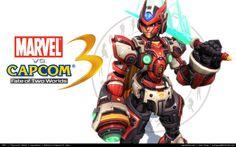 Polycount Brawl 2011 Marvel vs Capcom, Zero by *cg-sammu on deviantART