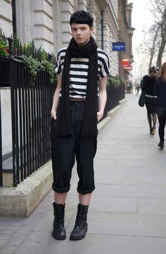 London Street Style (by Street Peeper)