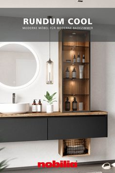 Bathroom Lighting Design, Washroom Design, Vanity Design, Bathroom Design Luxury, Modern Bathroom Design, Bad Inspiration, Bathroom Design Inspiration, Best Home Interior Design, Home Room Design