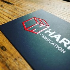 **NEW BUSINESS CARDS**Simple, clean and professional. Less is more with business card design. Spot gloss lamination used for a subtle design detail. Business Card Design, Business Cards, Steel Fabrication, Spot Uv, Less Is More, Love You, Branding, Cleaning, Graphic Design