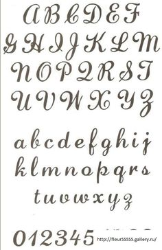 Pretty Fonts Alphabet, Alphabet Letters Design, Hand Lettering Alphabet, Cool Lettering, Lettering Styles, Lettering Design, Writing Fonts, Writing Art, Writing Styles