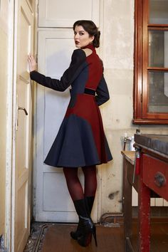 The newest collection of the bulgarian fashion brand Knapp, inspired from the Hijab Fashion, New Fashion, Trendy Fashion, Fashion Show, Autumn Fashion, Fashion Outfits, Fashion Design, Fashion Brand, Ropa Upcycling