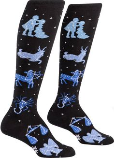 Sock It To Me - Zodiac Knee High Socks