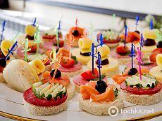 Праздничные канапе: оригинальные рецепты мини-бутербродов - tochka.net