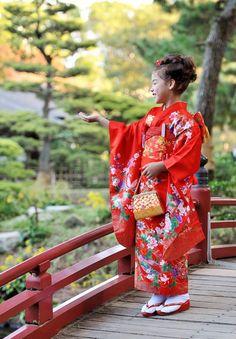 Japanese girl in kimono people's япония, одежда, азия. Japanese Kids, Japanese Style, Japanese Things, Turning Japanese, Japanese Flowers, Kimono Japan, Japanese Kimono, Chinoiserie, Memoirs Of A Geisha