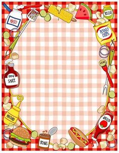invitation Dear, _________________ Please join us to the opening ceremony of our new shop. snacks & fast food Date: Sunday, may 2019 Time: a. Printable Recipe Cards, Printable Paper, Printable Labels, Scrapbook Frames, Scrapbook Paper, Boarders And Frames, Page Borders, Recipe Scrapbook, Recipe Binders