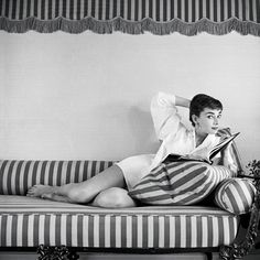 How to practice self-care (without spending crazy money) *Audrey knew how to do it best*