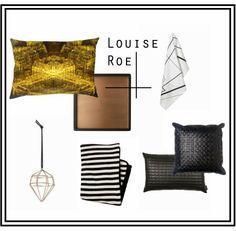 Elegance & design by Louise Roe / Blog La petite fabrique de rêves