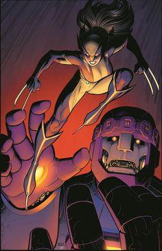 Arthur Adams - Wolverine