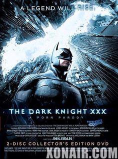 The Dark Knight porn parody