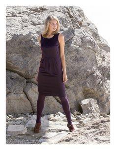 by Brigitte von Boch Purple Tights, Colored Tights, Mom Dress, Peplum Dress, Dress Up, Thigh High Leggings, Wool Tights, Stocking Tights, Cozy Fashion