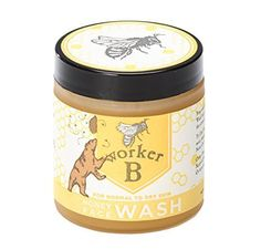 Worker B  Raw Honey Face Wash Normal to Dry Skin *** Continue to the product at the image link. (This is an affiliate link) #FaceCleansers