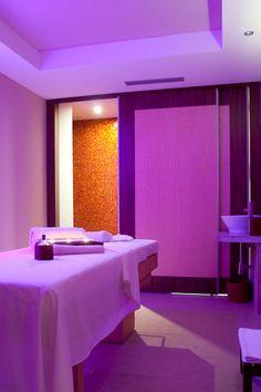 Cabina de masaje / Treatment´s room