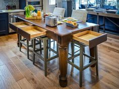 The Stunning Kitchen of the 2014 HGTV Smart Home