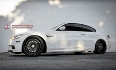 BMW E92 M3 with HRE 501 Wheels, Mesh, Bmw, Vehicles, Vehicle, Fishnet, Tools