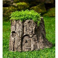 Stone Fairy Garden p