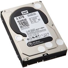 BUY NOW WD Black 3TB Performance Desktop Hard Drive: 3.5-inch, SATA 6 Gb/s, 7200 RPM, 64MB Cache WD3003FZEX Western Digital 3 TB