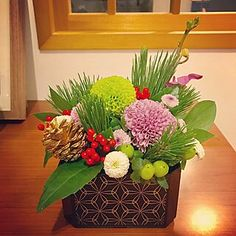 Beautiful Flower Arrangements, Beautiful Flowers, Chinese New Year, Flower Art, Plants, Chinese New Years, Art Floral, Plant, Planets