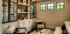 Community of the Week: Heritage at Crabapple - Atlanta Real Estate Forum New Home Wishes, Wine Tasting Room, New Home Communities, Atlanta Homes, Wet Bars, New House Plans, Plan Design, House In The Woods, Built Ins