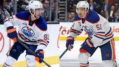The Edmonton Oilers have recalled forward Anton Lander and defenceman Jordan Oesterle from the American Hockey League's (AHL) Bakersfield Condors.