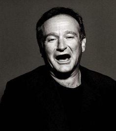 Robin Williams By Annie L.