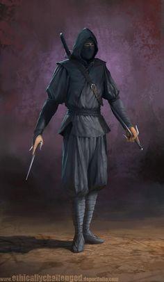 Image result for d&d assassin