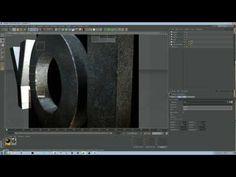 ▶ Cinema 4D Tetxuring Tutorial - YouTube