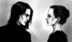 McGonagall vs Snape