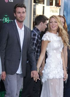 Blake and Eric Lively | 21 Hot Celebrity Brothers You Probably Didn't Know Existed