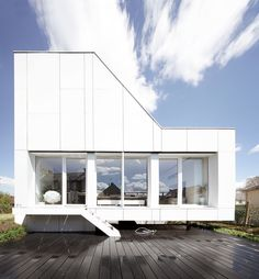 Gallery of Flying Box Villa / 2A Design - 11