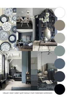 Portfolio 1 – THUIS interieur & woondeco Portfolio 1 – HOME Innen- und Inneneinrichtung Image by martha jansen Room Color Schemes, Room Colors, House Colors, Interior Paint Colors For Living Room, Pinterest Home, Style Deco, Beautiful Houses Interior, Office Interior Design, Colorful Furniture