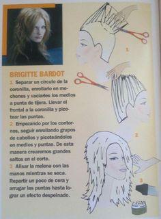 Bridget Bardot Hair Cut