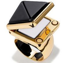 Victoria's Secret Fearless perfume ring