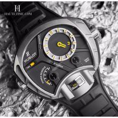 Hublot MP 02 Key of Time in Titanium