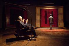 Immagine tratta dallo spettacolo Rosso. Foto: ©Luca Piva