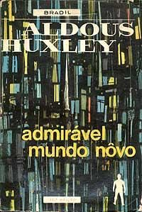 Um dos mais incríveis que já li! Huxley era um visionário de seu tempo.