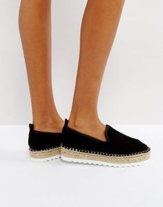 b897b8958f33f1 Discover Fashion Online Black Sandals, Women's Espadrilles, Black Slip On  Shoes, Shoes Sandals