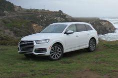 Audi Q7 2017 White