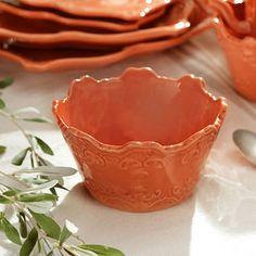 Terra Cotta Sweet Olive Cereal Bowl