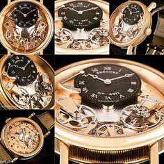 Breguet 18k Rose Gold Tradition Gents Wristwatch 7057BR/G9/9W6  http://www.watchcentre.com/product/breguet-18k-rose-gold-tradition-gents-wristwatch-7057br-g9-9w6/7349  #Breguet #18k Rose Gold #Tradition #Gents #Wristwatch #Luxury #Timepiece