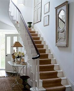 Sweet Parrish Place: Wish I Had That- Stairway Inspiration
