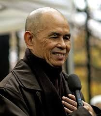 Thich Nhat Hanh born October Vietnamese Zen Buddhist monk, teacher, author, poet and peace activist. He lives in the Plum Village Monastery in the Dordogne region in the South of France, travelling internationally to give retreats and talks. Thich Nhat Hanh, Dalai Lama, Martin Luther King, Walking Meditation, Zen Master, Buddhist Monk, Buddhist Teachings, Mindfulness Practice, Positive Thoughts