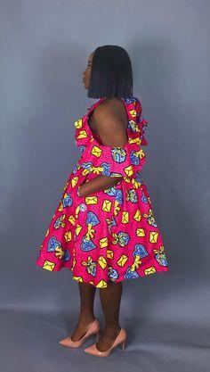 NOUVEAU dans: vêtements africain vêtements pour femmes robe