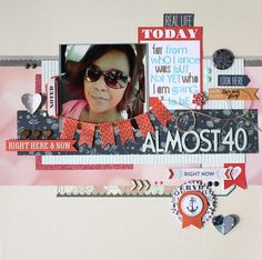 Pinterest Inspired | Scraptastic Club washi tape banner how-to