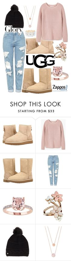 """The Icon Perfected: UGG Classic II Contest Entry"" by lyssrose90 ❤ liked on Polyvore featuring UGG Australia, MANGO, UGG, Topshop, Accessorize, Tiffany & Co., Michael Kors, Charlotte Russe, ugg and contestentry"