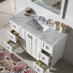 """Found it at Wayfair - IN 32 Series 48"""" Single Sink Bathroom Vanity Set"""