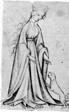 houppelande 15th century - Recherche Google                                                                                                                                                                                 More