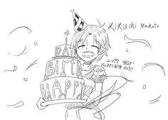 kikuchi makoto happy birth day