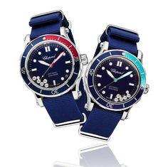 Novo Chopard Happy Ocean, um relógio sempre atraente | WEB LUXO
