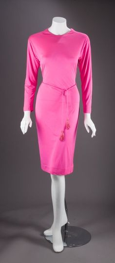 One of Marilyn Monroe's favorite Pucci dresses from her estate. Timeless!